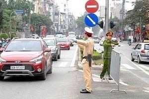 Cấm và hạn chế hàng loạt tuyến đường trong ngày thứ 2 Hội nghị thượng đỉnh Mỹ-Triều