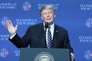 Toàn cảnh cuộc họp báo 45 phút của ông Trump sau thượng đỉnh