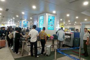 Sân bay Nội Bài sắp dỡ bỏ 'quân lệnh' an ninh cấp độ 1