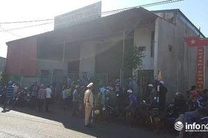Đắk Lắk: Nghi chủ đại lý nông sản chạy nợ, người dân kéo đến vây trụ sở