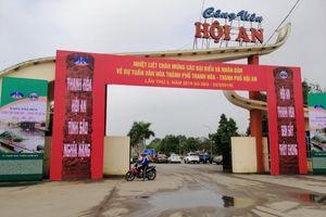 Nhiều hoạt động ý nghĩa tại 'Tuần văn hóa thành phố Thanh Hóa - thành phố Hội An'