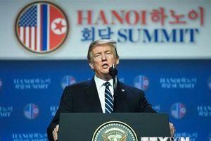 Tổng thống Trump khẳng định vẫn giữ quan hệ với Triều Tiên