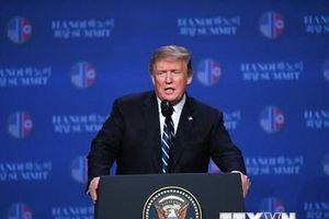 Tổng thống Mỹ: Chưa có kế hoạch cho thượng đỉnh lần 3 với Triều Tiên