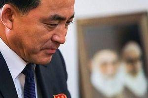 KCNA: Phái đoàn ngoại giao Triều Tiên lên đường tới Trung Quốc