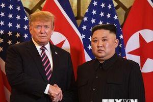 Hàn Quốc đánh giá hội nghị thượng đỉnh Mỹ-Triều đạt tiến bộ có ý nghĩa