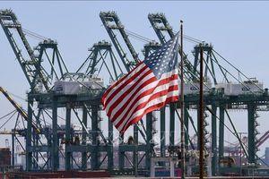 Tăng trưởng GDP của Mỹ đạt cao nhất trong 13 năm