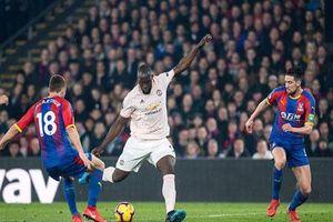 Crystal Palace 1-3 M.U: Cú đấm bất ngờ