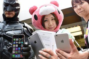 Vì sao bạn không thể tắt âm chụp ảnh trên iPhone Nhật Bản?