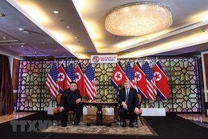 Lãnh đạo hai nước Mỹ-Triều Tiên tiếp tục họp mở rộng