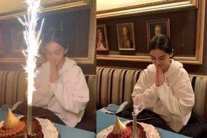 Vào đúng 0h ngày sinh nhật Angelababy, Huỳnh Hiểu Minh đã làm hành động này để đập tan nghi vấn rạn nứt hôn nhân