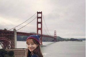 Cận cảnh dàn trai xinh gái đẹp là MC, phóng viên Hàn Quốc và Nhật Bản tác nghiệp tại hội nghị thượng đỉnh Mỹ - Triều