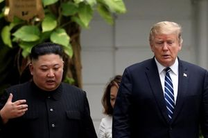 Hội nghị thượng đỉnh Mỹ-Triều: Làm việc xuyên trưa chạy đua ký thỏa thuận chung