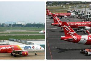 'Cuộc chiến giành bầu trời' của các hãng bay giá rẻ Đông Nam Á