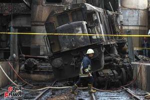 Tai nạn tàu hỏa, ít nhất 63 người thương vong