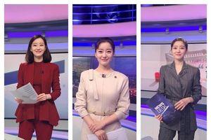 Nữ MC Hàn Quốc tác nghiệp trên nóc khách sạn ở Hà Nội khiến dân mạng 'chao đảo' là ai?
