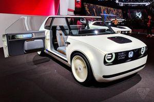 Honda Urban EV, mẫu xe điện tương lai sạc 1 lần đi 200km sẽ được sản xuất cuối năm nay
