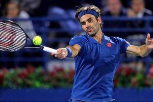 Highlights tứ kết Dubai Open: Roger Federer vs Marton Fucsovics