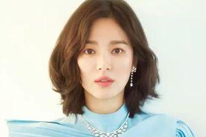 Giữa tin đồn ly hôn, Song Hye Kyo trả lời 'không nuối tiếc quá khứ'