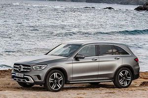 Mercedes-Benz GLC 2020 mới trình làng có gì thay đổi?