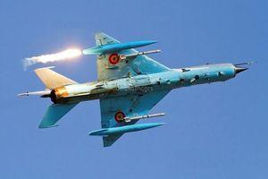 Kỳ tích lịch sử: MiG-21 Ấn Độ bắn rơi F-16