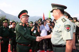 'Đối ngoại biên phòng đã góp phần giữ vững chủ quyền lãnh thổ, giữ được nền hòa bình lâu dài cho Tổ quốc…'