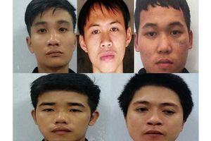 Trai làng hỗn chiến, 5 người bị khởi tố