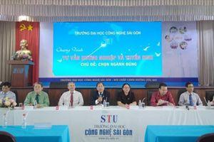STU tổ chức 'Ngày hội Tư vấn hướng nghiệp và tuyển sinh' năm 2019