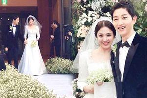 Song Hye Kyo lần đầu trải lòng sau tin ly hôn vì Song Joong Ki ngoại tình