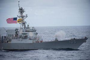 Top 5 lớp chiến hạm hùng cứ đại dương