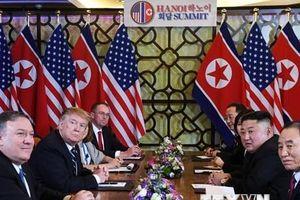 Mỹ 'nóng lòng' trở lại bàn đàm phán với Triều Tiên