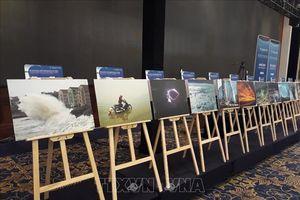 Việt Nam đạt giải Nhất Cuộc thi ảnh 'Thời tiết và khí hậu khu vực Ủy ban Bão quốc tế' tại Quảng Châu, Trung Quốc