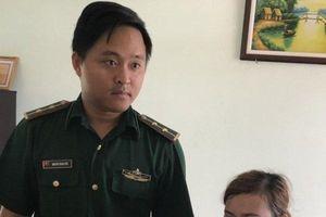 Tóm gọn nữ quái đang vận chuyển ma túy từ Campuchia về Việt Nam