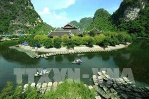 Nét hấp dẫn của quần thể danh thắng Tràng An - Ninh Bình