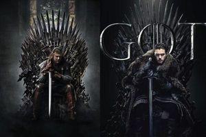 'Game of Thrones' khiến fan hoài niệm vì tung bộ poster season 8… giống hệt season 1!
