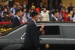 Lịch cấm đường QL1 Hà Nội - Đồng Đăng ngày 2/3 khi Chủ tịch Kim rời Hà Nội