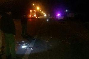 Tai nạn kép khiến 3 người thương vong