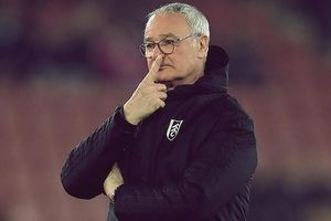 CHÍNH THỨC: Fulham sa thải HLV Ranieri