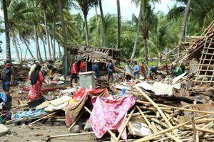Indonesia: Hàng trăm tòa nhà bị hư hại do động đất ở Tây Sumatra