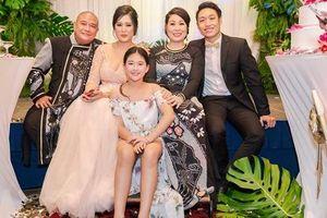 Xúc động chuyện con chung - con riêng ở gia đình Hồng Vân - Lê Tuấn Anh