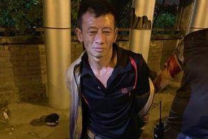 Hà Nội: Bị tuýt còi kiểm tra, đối tượng nghiện ngập tăng ga bỏ chạy không thành