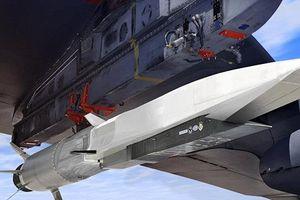 Tên lửa Avangard của Nga có thể bay tới Mỹ trong 15 phút