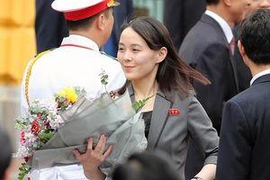 Cận cảnh những 'bóng hồng' quyền lực trong đoàn Chủ tịch Kim Jong-un