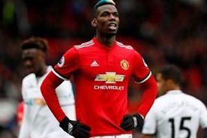 Paul Pogba sẽ trở thành đội trưởng MU mùa Premier League tới