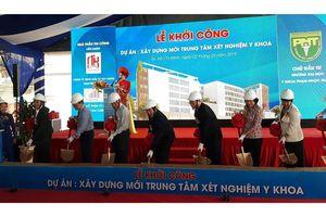Gần 703 tỷ đồng xây dựng mới Trung tâm xét nghiệm y khoa TP