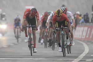 UAE Tour: Thắng chặng đèo Jebel Jais, Roglic sẽ đăng quang vô địch