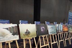 Việt Nam đạt giải Nhất Cuộc thi ảnh 'Thời tiết và khí hậu khu vực Ủy ban Bão quốc tế'