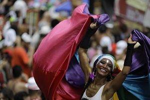Hàng triệu người tham gia Lễ hội Carnival Rio de Janeiro