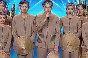 Nhóm nhảy của Quang Đăng ghi dấu ấn tại Asia's Got Talent