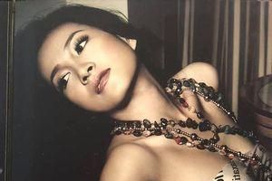 Bà xã Bình Minh khoe ảnh năm 28 tuổi gây 'sốt'