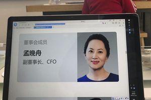 Canada bắt đầu quá trình dẫn độ Giám đốc Huawei sang Mỹ